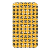 Bavlnené prestieradlo NHL Boston Bruins, 90 x 200 cm