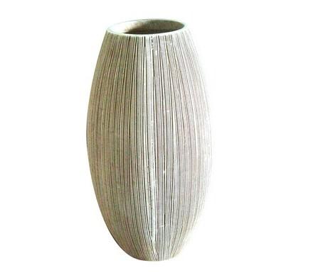 StarDeco Trox polyresinová váza