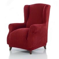 Pokrowiec multielastyczny na fotel Uszak Cagliari bordo, 70 - 100 cm