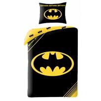 Pościel bawełniana Batman 4001, 140 x 200 cm, 70 x 90 cm