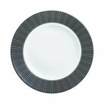 Luminarc Sada dezertních talířů ASTRE NOIR 19 cm, 6 ks