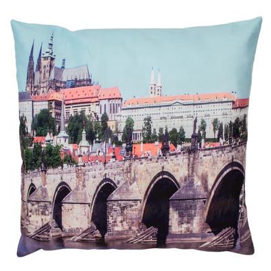 Faţă de pernă Praga, 40 x 40 cm