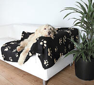 TRIXIE fleecová deka pro psy a kočky, béžová