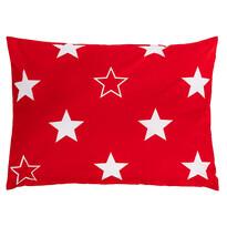 Față de pernă 4Home Stars red,