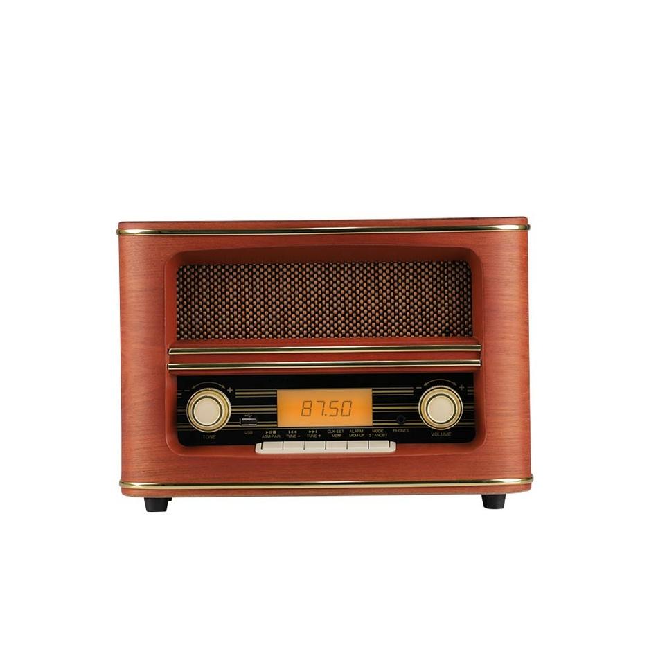 Orava 5 W bluetooth retro rádio