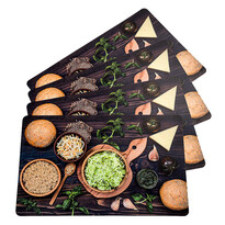 Prestieranie Jedlo, 43 x 28 cm, sada 4 ks