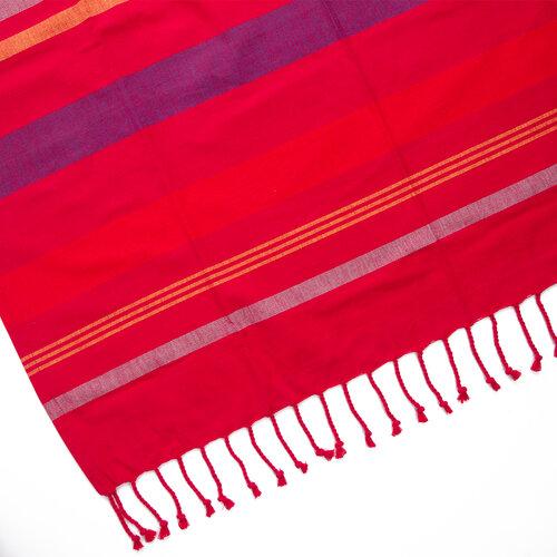 Peshtema strandtörölköző Sunny Stripes, 90 x 158 cm