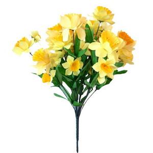 Umělá kytice narcisů