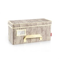 Cutie de haine Tescoma Fancy Home, 40 x 18 x 20 cm, natural
