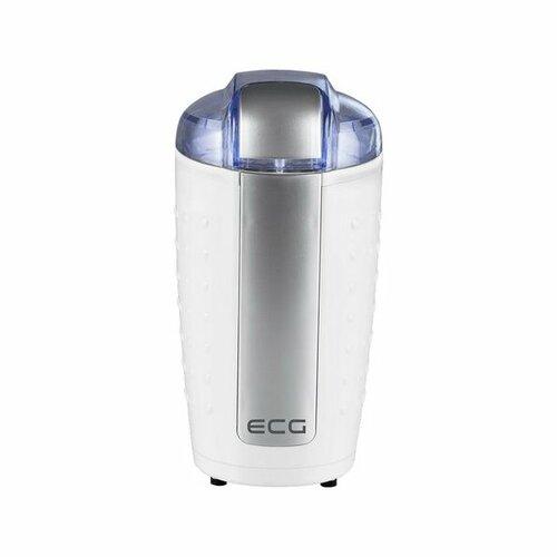 ECG KM 110 mlynček na kávu, biela