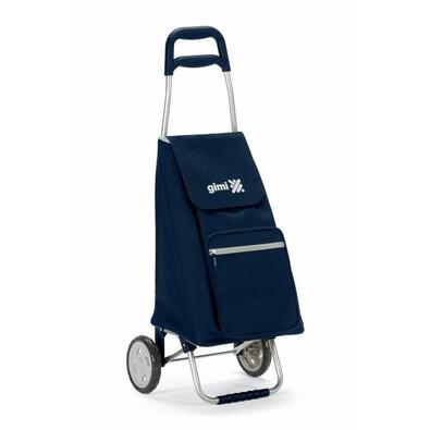 Gimi Nákupná taška na kolieskach Argo modrá, 45 l