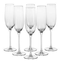 Altom 6-dielna sada pohárov na šampanské, 200 ml