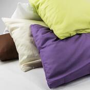 4Home Poszewka na poduszkę relaksacyjną Mąż zastępczy ciemnofioletowy, 50 x 150 cm