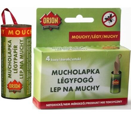 Mucholapka, 4 ks