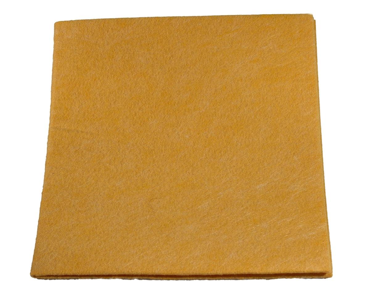 Handra na podlahu 60 x 70 cm, oranžová,