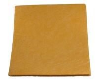 Hadr na podlahu 60 x 70 cm, oranžová