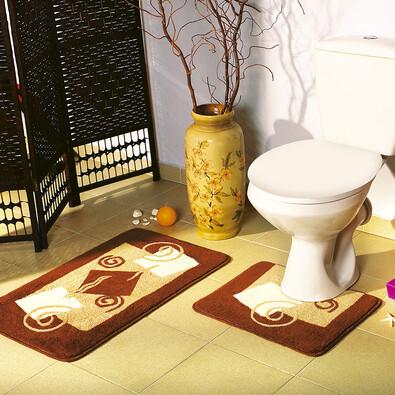 Sada koupelnových předložek Borneo