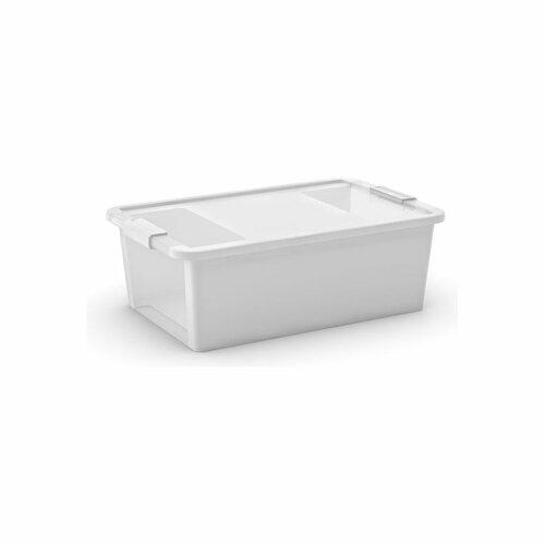 KIS Úložný box Bi Box M 26 l, bílá
