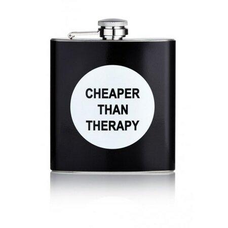 Placátka Lacnejšie ako terapia