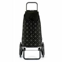 Rolser Nákupní taška na kolečkách I-Max Star Rd6, černo-bílá