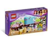 Lego Friends Emmin přívěs pro koně