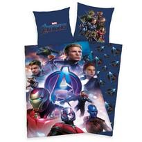 Herding Dziecięca pościel bawełniana Avengers, 140 x 200 cm, 70 x 90 cm