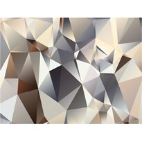 Fototapeta XXL Silver 360 x 270 cm, 4 diely