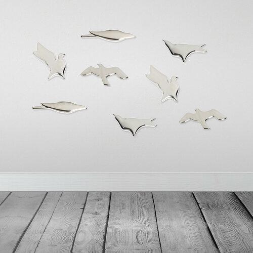 Tapeta 3D Birds pustułka, platynowa