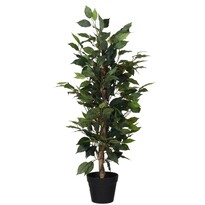 Umělá rostlina v květináči Francesca, 95 cm