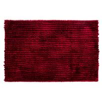 Koupelnová předložka Ella micro červená