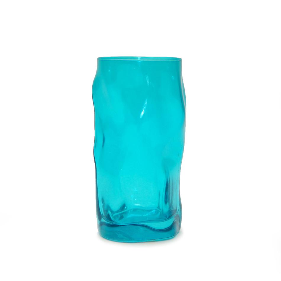 Florina Sorgente poháre 460 ml, tyrkysová