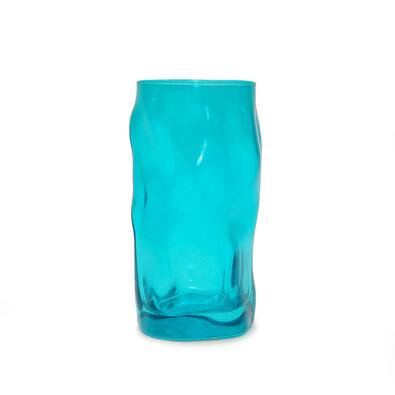 Florina Sorgente sklenice 460 ml, tyrkysová