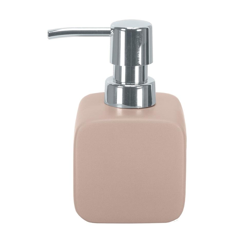 Kleine Wolke dávkovač mýdla Cubic růžová