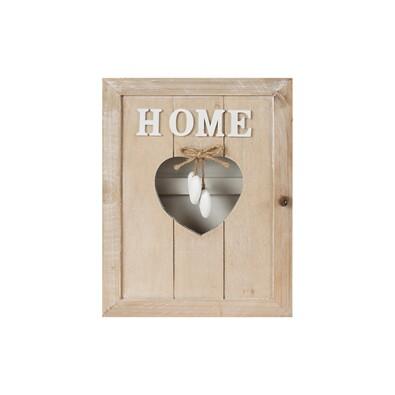 Skříňka na klíče HOME