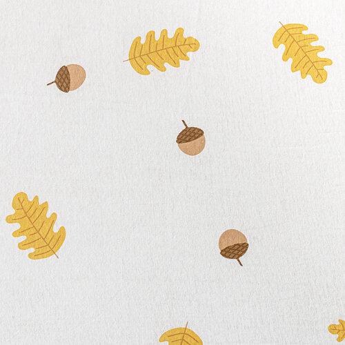 4Home jersey prostěradlo Podzim, 90 x 200 cm
