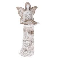 Poidełko ceramiczne Anioł, 14,2 x 37,2 x 11,6 cm