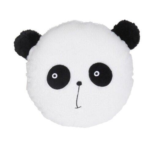 Pernă pufoasă Sweetie diam. 27 cm, panda imagine 2021 e4home.ro