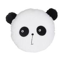 Sweetie bolyhos párna, átmérő: 27 cm, panda