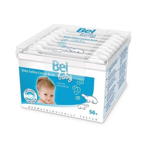 Bel Baby Detské vatové tyčinky, 56 ks