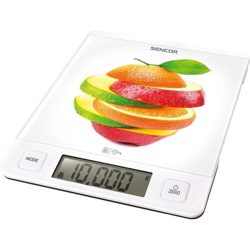 Sencor SKS 7000WH konyhai mérleg, fehér