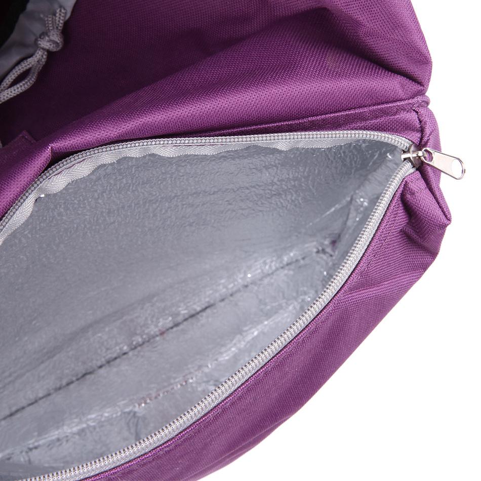 Produktové foto Aldo Nákupní taška na kolečkách Malaga, fialová