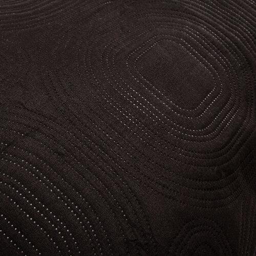 4Home Doubleface relaxációs pótférj párnahuzatfekete, 55 x 180 cm