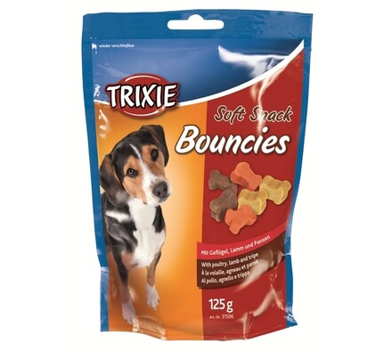 Trixie Soft Snack Bouncies mini kostičky kuřecí, j
