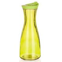 Banquet Farebná sklenená fľaša Misty