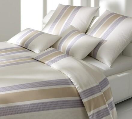 Povlečení JOOP! Fashion Stripes 4505/7, 140 x 200 cm, 70 x 90 cm