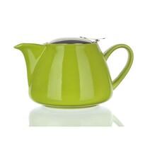 Banquet Bonnet teáskanna fedéllel és szürővel, zöld
