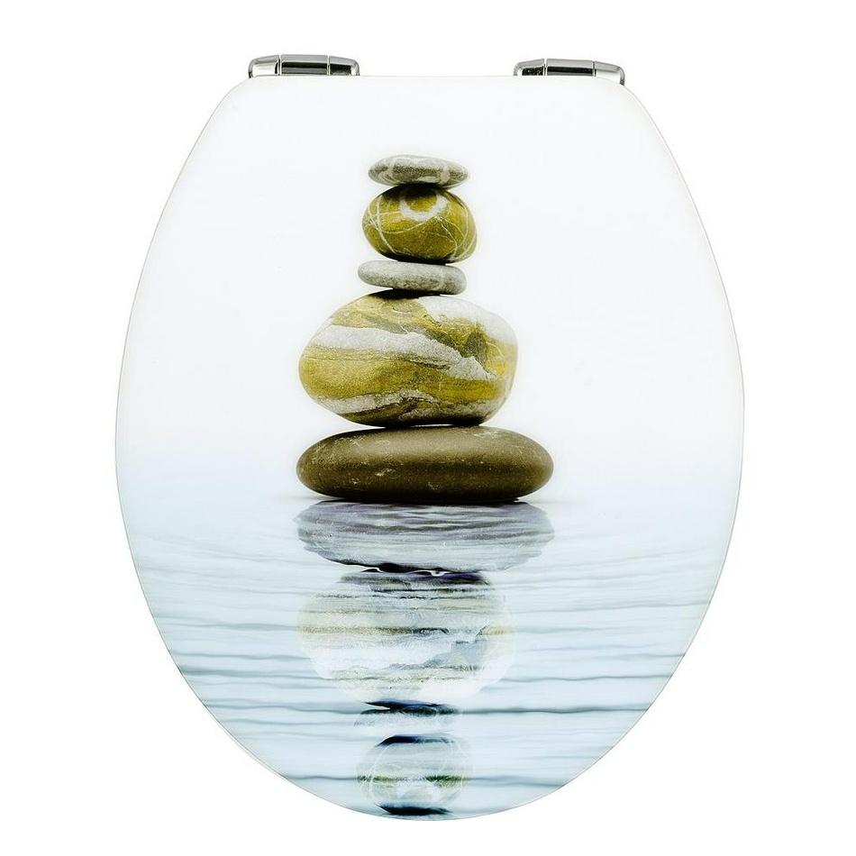 Wenko WC doska Meditation,