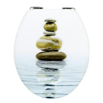 Wenko WC prkénko Meditation