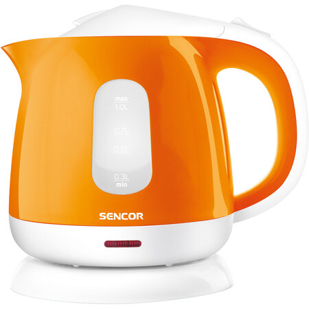 Sencor SWK 1013OR rychlovarná konvice, oranžová