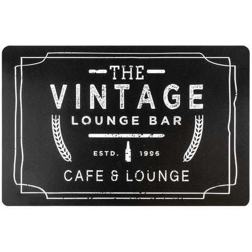 Podkładka stołowa obustronna Bistro / Vintage, 42 x 29 cm, zestaw 4 szt.